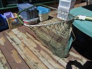FISHING NET (LANDING NET) - REDUCED!!!!