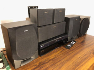 Sony 500Watt 5.1 Blue Ray Home Theater