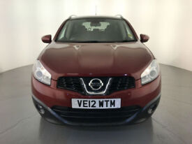 2012 NISSAN QASHQAI N-TEC + 2 DCI DIESEL SERVICE HISTORY FINANCE PX WELCOME