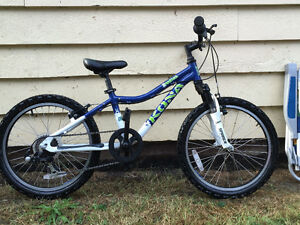 "20"" wheel Kona Makena mountain bike"