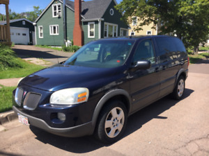 2007 Pontiac Montana, Saftey Feb 2019, Great Condition