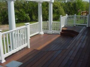 Affordable & Free Estimate - Deck/Fence Painting/Staining