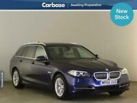 2016 BMW 5 Series 520d [190] SE Step Auto 5dr Touring ESTATE Diesel Automatic