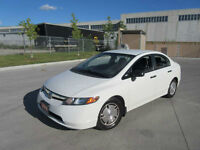 2008 Honda Civic, 4 Door, Automatic, Up to 3 years  warranty.