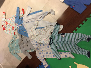 Infant to Toddler Clothing