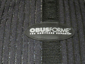Obus Forme Backbelt for Women Size Small London Ontario image 2