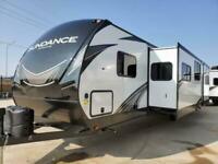 2021 HEARTLAND SUNDANCE 324 2BED SLIDEOUT American Caravan 5th Wheel Trailer RV
