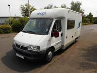 Elnagh Marlin Slim 2 2002 Reaf Fixed Bed Motorhome For Sale Ref 22214