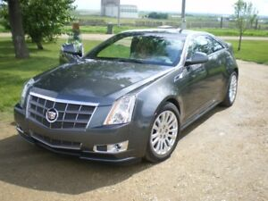 2011 Cadillac CTS4   2 DOOR COUPE