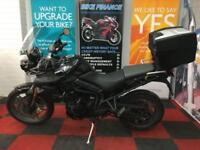 2013 TRIUMPH TIGER 800 TIGER 800 ADVENTURE