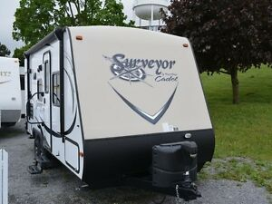 2014 Forest River Surveyor 201RBS
