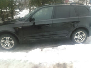 BMW X3 for sale or trade