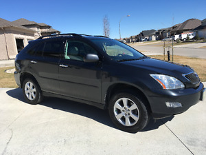2009 LEXUS RX 350 SUV ALL WHEEL DRIVE LOADED