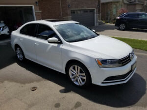 2015 Volkswagen Jetta 1.8TSI Comfortline + Winter Tires and Mats