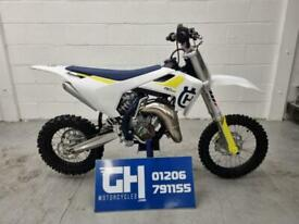 2019 Husqvarna TC65 - Great Condition - 9 Hours - Low Rate Finance Available