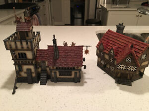 Looking for Warhammer 40k and Age of SIgmar (Fantasy) miniatures