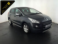 2010 60 PEUGEOT 3008 EXCLUSIVE HDI DIESEL SERVICE HISTORY FINANCE PX WELCOME