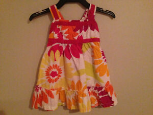 Baby girl Size 12 dresses