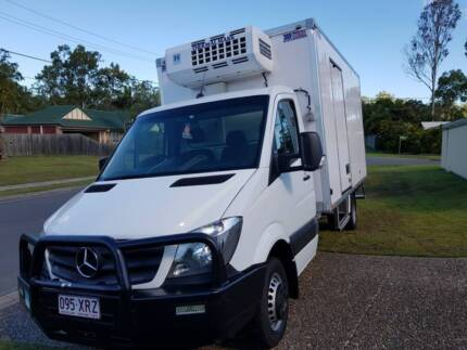 Mercedes Benz Sprinter 516CDI Refrigerated Pantech Truck New Beith Logan Area Preview