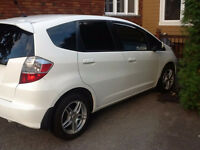 2009 Honda Fit Berline