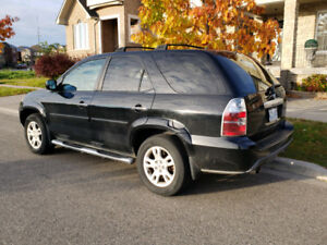Accura MDX 2005 Tech Package
