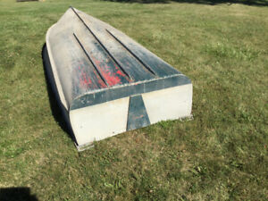 12 ft. 8 in. Aluminum Boat