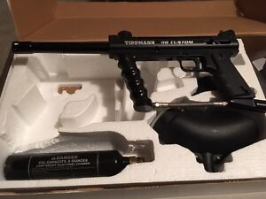 Paintball Gun Package- Tippmann Model 98