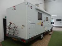 PILOTE MOOVEO P719 / ISLAND BED / LOW PROFILE / GARAGE / 3500KG
