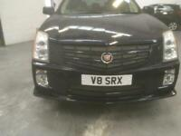 2009 Cadillac SRX 4.6 V8 VVT Sport Luxury 5dr Auto MPV Petrol Automatic