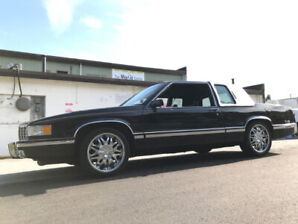 1992 Cadillac Coupe Deville