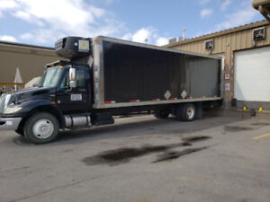 Cab and Chassis only!!  2010 International Dura star 4400