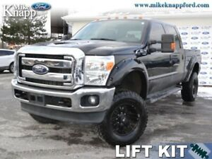 2013 Ford F-250 Super Duty Lariat  - Leather Seats