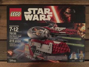 Lego Star Wars 75135 Obi-Wan Interceptor