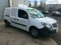 15 MERCEDES CITAN 109 CDI EXTRA LONG WHEEL BASE WITH AIR CON 67K