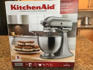 KitchenAid tilt-head mixer model # KSM75SL
