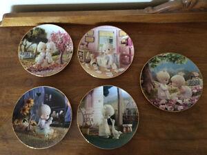 Precious Moments Collector Plates Cornwall Ontario image 2