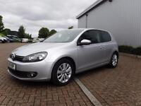Volkswagen Golf 1.6TDI BlueMotion Auto Left Hand Drive(LHD)