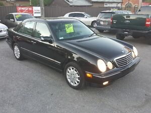 2002 Mercedes-Benz E-Class *** FULLY LOADED 4 MATIC *** $5995