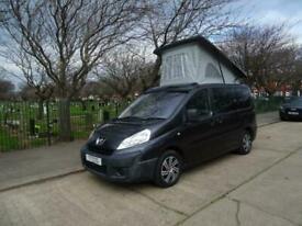 DEPOSIT NOW TAKEN Peugeot Expert Tepee camper van, 2008, Pop top, 2 berth.