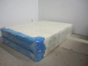 Brandnew queen mattress&box$199(pick up)/$219(Free delivery)