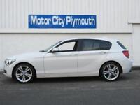 2014 BMW 1 SERIES 118D SPORT HATCHBACK DIESEL