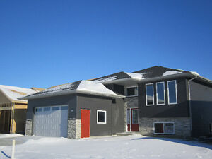 New - Fully Finished - Immediate Possession