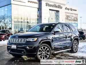 2017 Jeep Grand Cherokee Overland, Company CAR, Active Safety, 1
