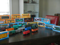 HUGE TRAIN COLLECTION re-post