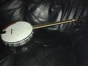 70's 4 String BANJO