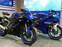 YAMAHA YZF-R6, 1 2019 BIKE AVAILABLE AND 2020 MODELS IN STOCK AT CHORLEY YAMA...