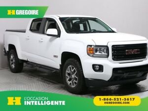 2018 GMC Canyon 4WD All Terrain w/Cloth 4X4 CUIR MAGS CAM RECUL