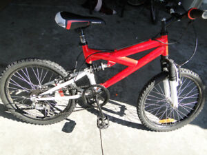 """Kids Bike Good Condition Supercycle, 20"""" Frame Size"""