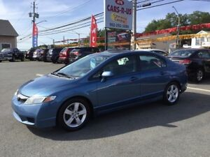 2009 Honda Civic LX-S