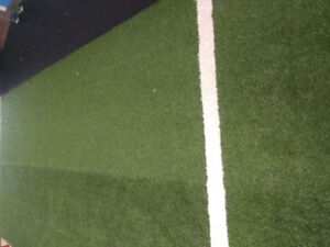 Top of the line, portable field turf
